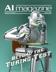 AI Magazine Spring Issue