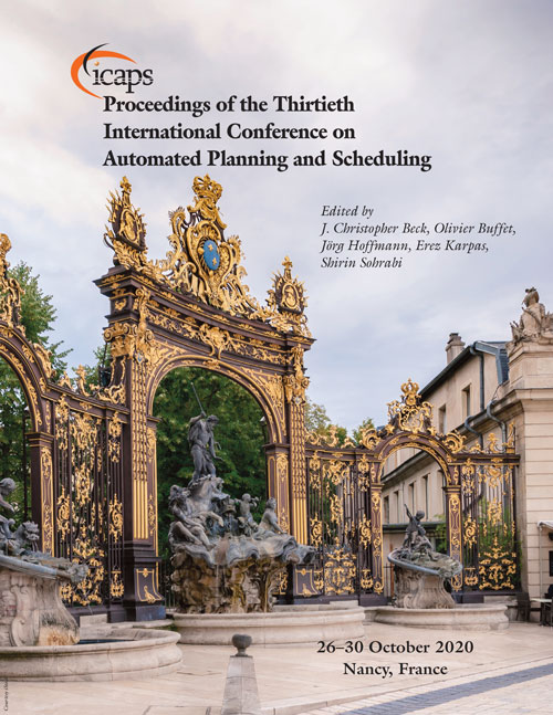 ICAPS 2020 Proceedings Cover