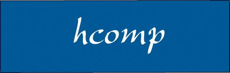 Human Computation and Crowdsourcing Logo