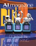 AI Magazine Cover