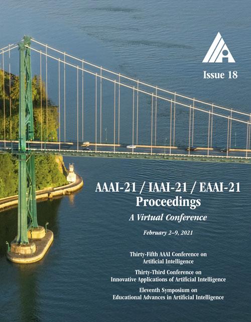 AAAI-21 Proceedings Cover