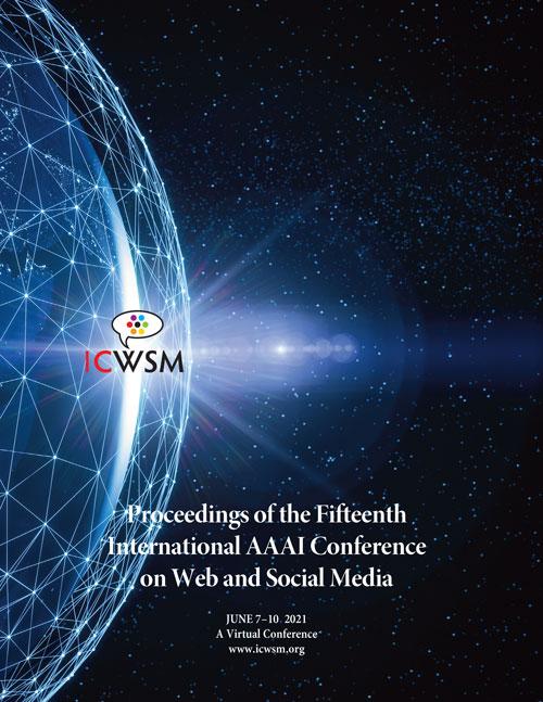 ICWSM-2021 Proceedings Cover