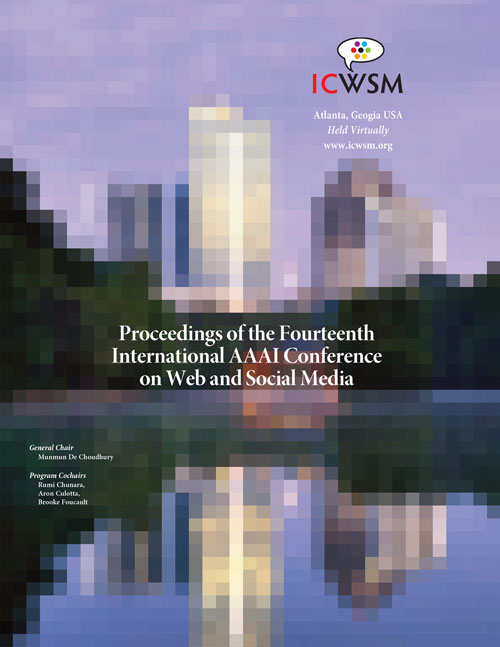 ICWSM-2020 Cover