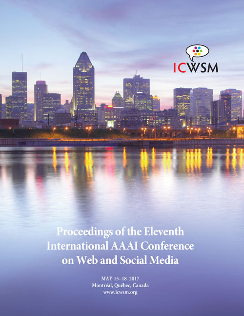 ICWSM-2017 Cover