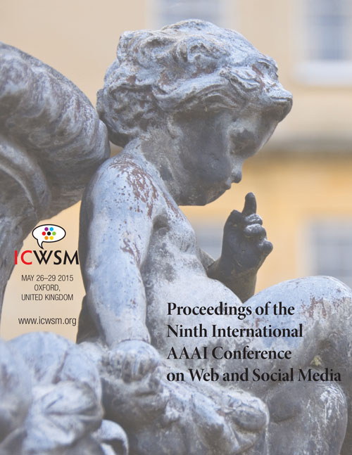ICWSM-2015 Cover