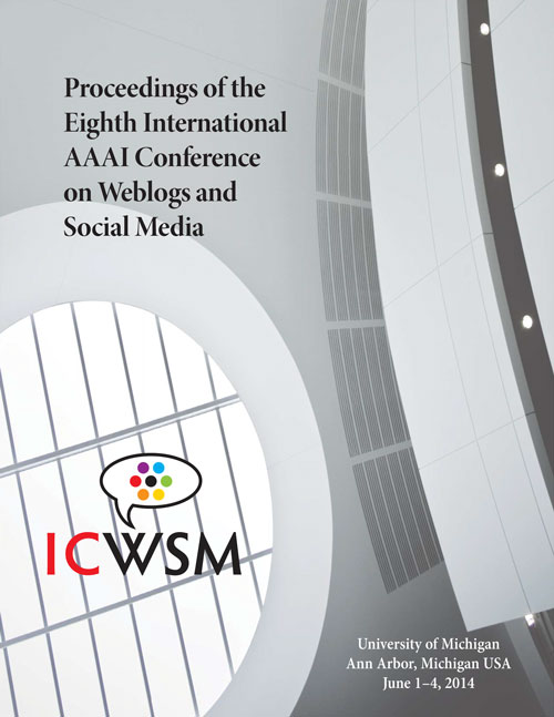 ICWSM-2014 Cover