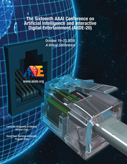 View Vol. 16 No. 1 (2020): Sixteenth AAAI Conference on Artificial Intelligence and Interactive Digital Entertainment