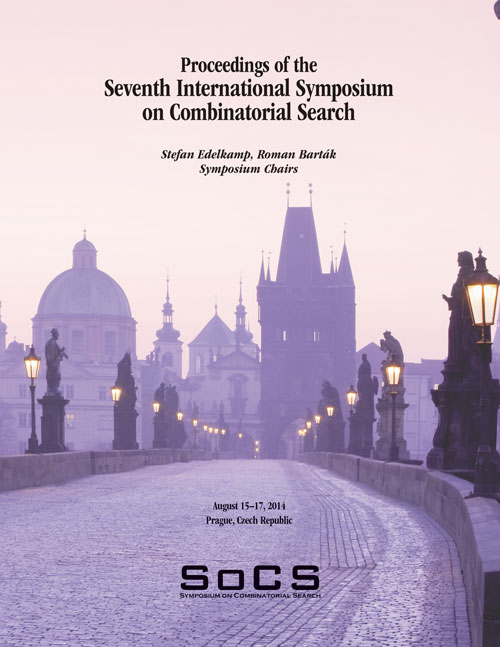SoCS 2014 Proceedings Cover